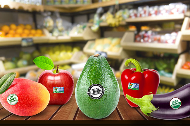 Organic? Non-GMO? Figuring Out Food Labels – What Do They Mean?