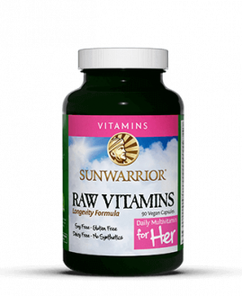 SunWarrior Raw Vitamins