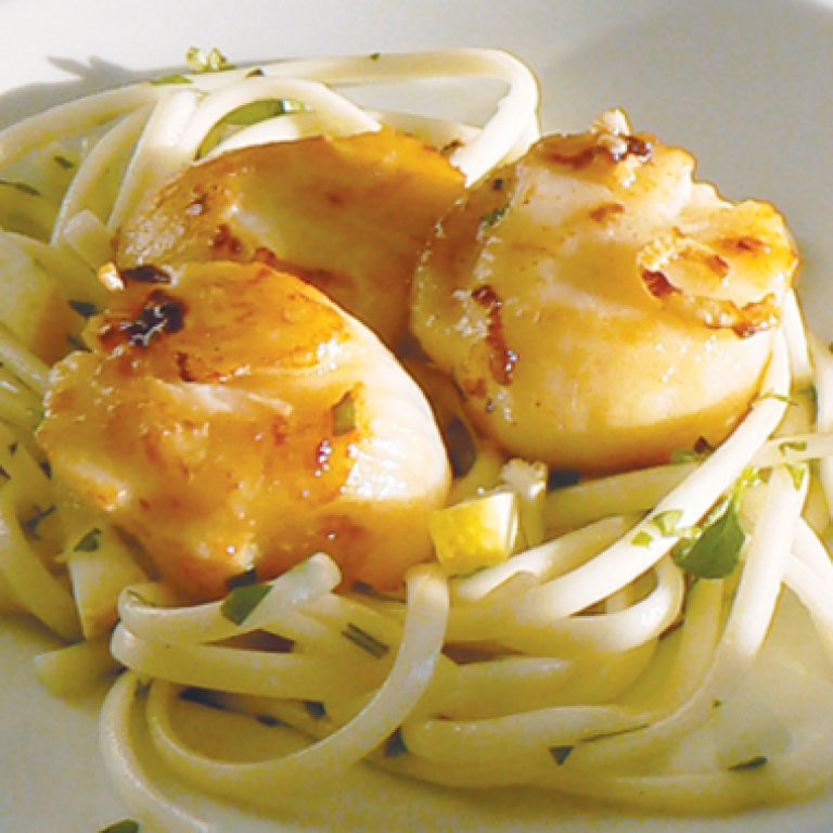 Atlantic Sea Scallops
