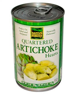 Quartered-Artichoke-Hearts