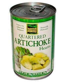 Quartered-Artichoke-Hearts
