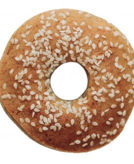 Nina's Sesame Paleo Bagel