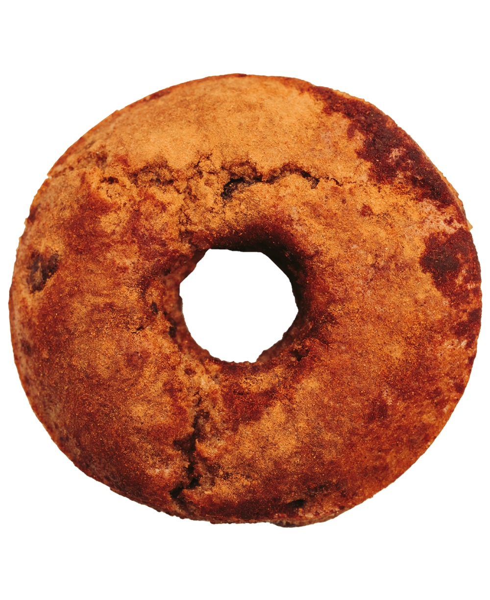 Nina's Cinnamon Raisin Paleo Bagel