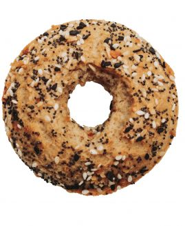 Nina's Everything Spice Paleo Bagel