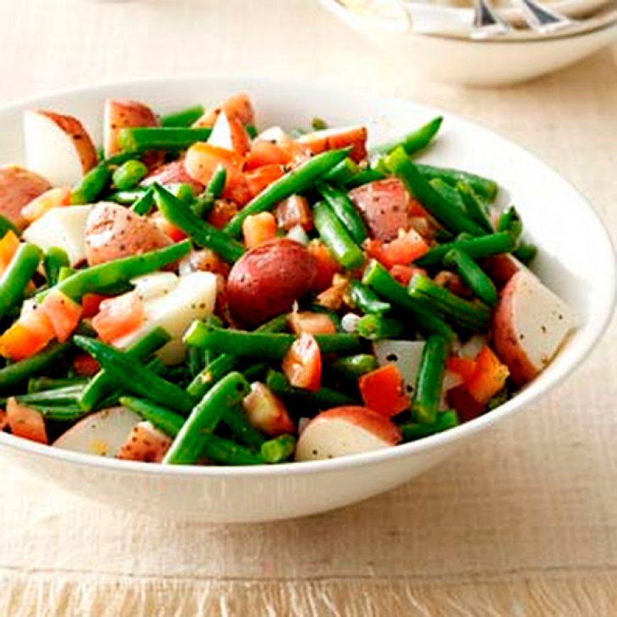 Chaud Froid Salad