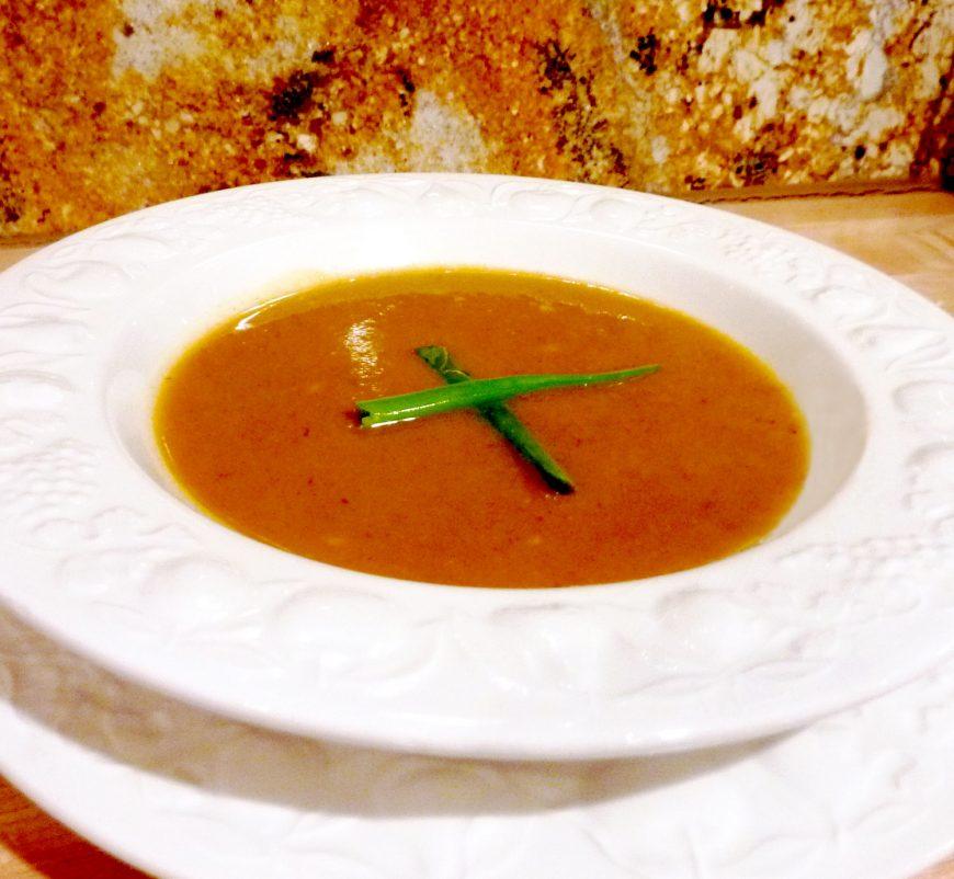 My Sweet Hottie: Sweet Potato Soup