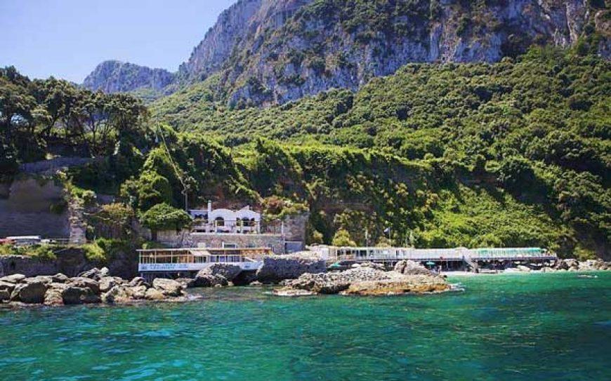 Hello from Capri, Italy!