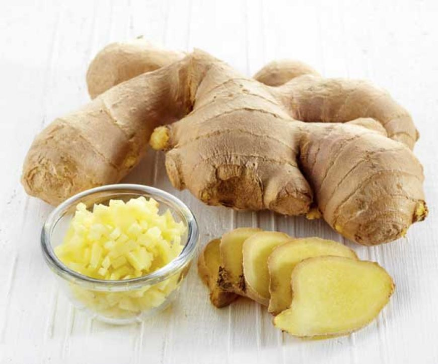 Super Power Benefits of Ginger & A Personal Question
