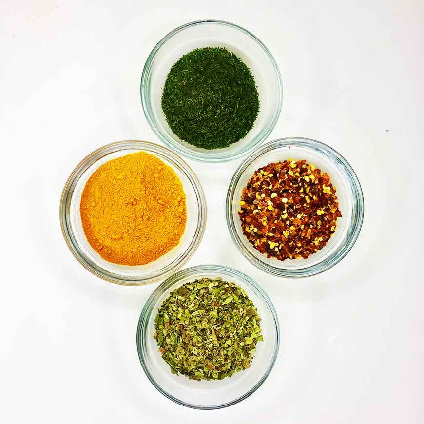 Conversion, Use & Storage Tips for Herbs & Spices