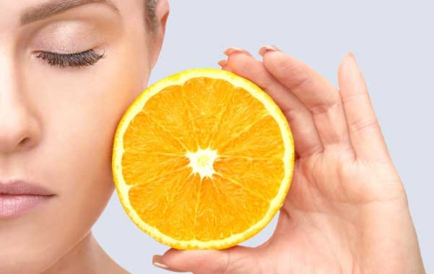 Want Bright, Beautiful Skin? It's Vitamin C to the Rescue!